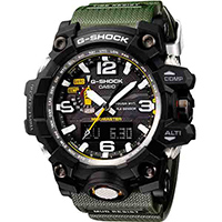 Часы Casio G-Shock GWG-1000-1A3ER, фото