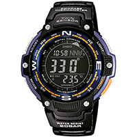 Часы Casio Sport Pro Trek SGW-100-2BER, фото