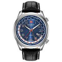 Часы Swiss Military Hanowa Worldtimer 06-4293.04.003, фото