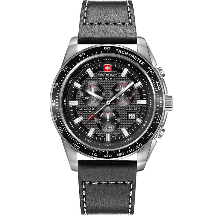 Часы Swiss Military Hanowa Crusader Chrono 06-4225.04.007