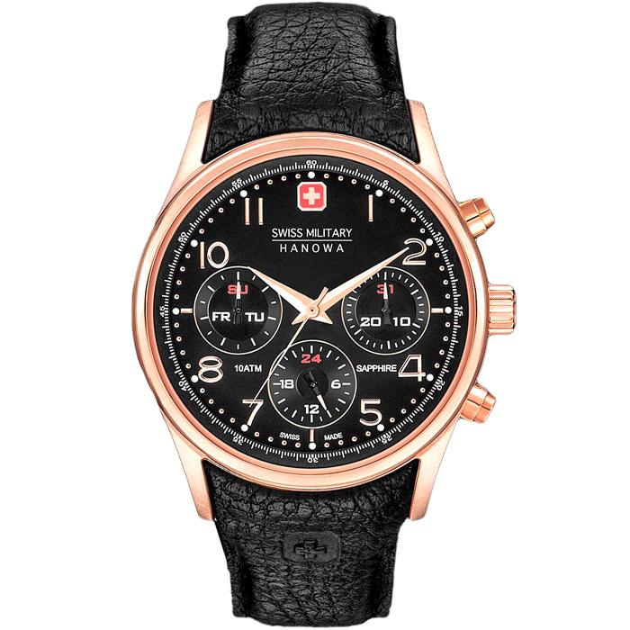 Часы Swiss Military Hanowa Navalus 06-4278.09.007