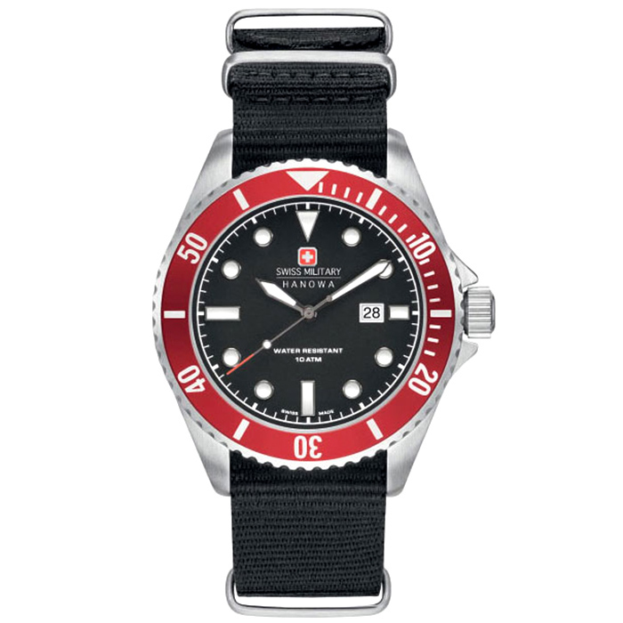 Часы Swiss Military Hanowa Sea Lion 06-4279.04.007.04