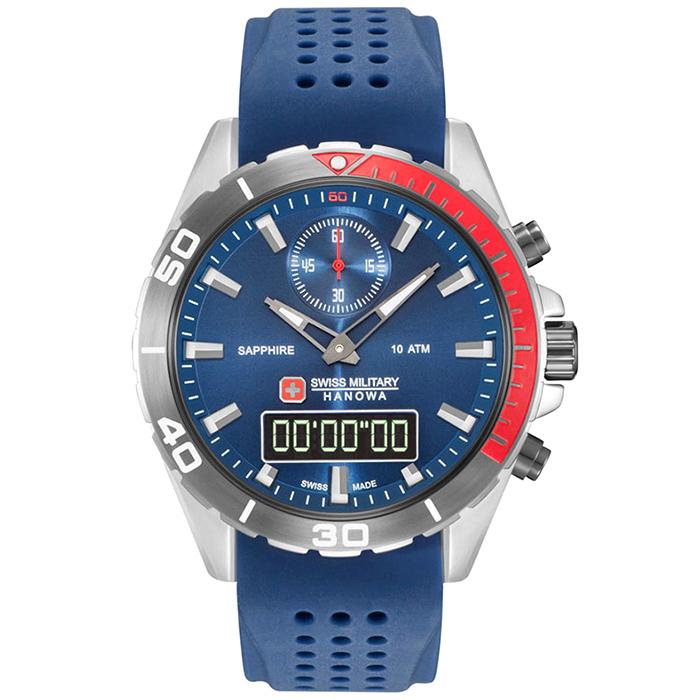Часы Swiss Military Hanowa Multimission 06-4298.3.04.003