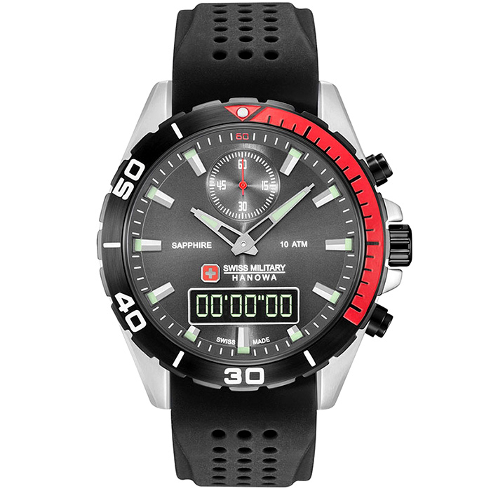 Часы Swiss Military Hanowa Multimission 06-4298.3.04.009