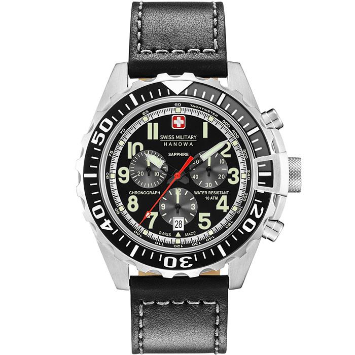 Часы Swiss Military Hanowa Touchdown 06-4304.04.007.07
