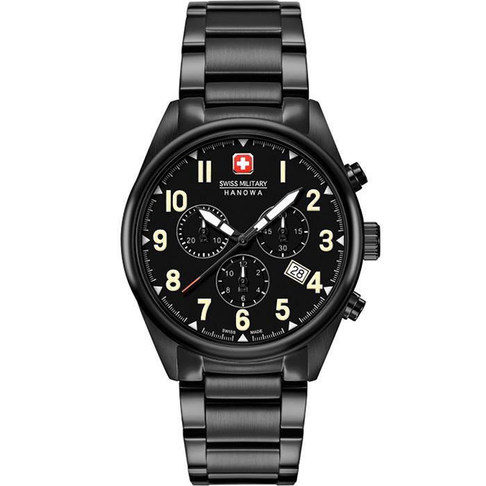 Часы Swiss Military Hanowa Sergeant 06-5204.13.007