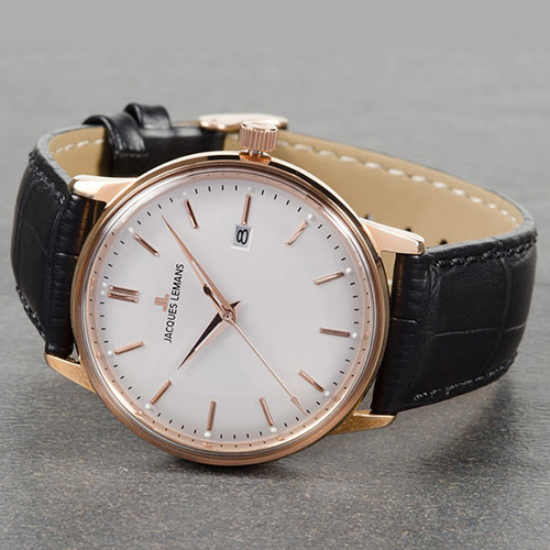 Часы Jacques Lemans Retro Classic N-213G, фото