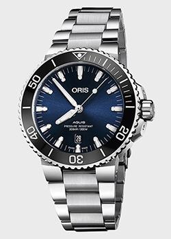 Часы Oris Aquis Date 733.7730.4135 MB 8.24.05PEB, фото