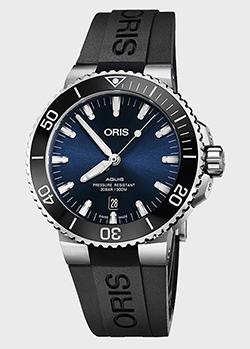 Часы Oris Aquis Date 733.7730.4135 RS 4.24.64EB, фото