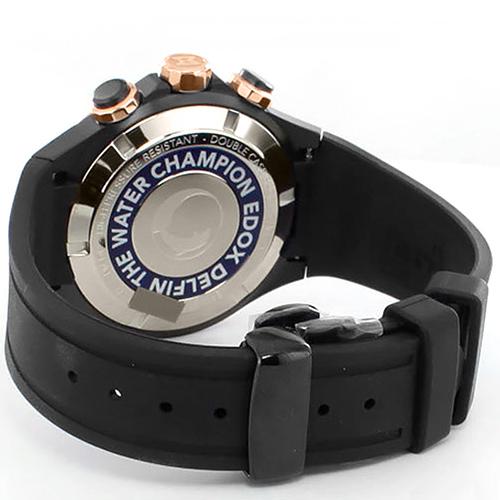 Часы Edox Delfin Chronograph 10108 37GRCA GIR, фото