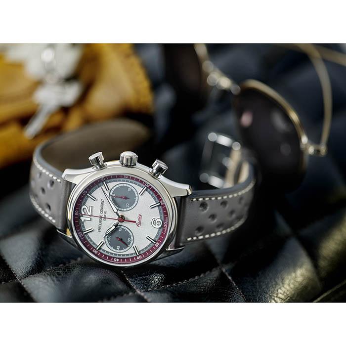 Часы Frederique Constant Vintage Rally FC-397HSG5B6