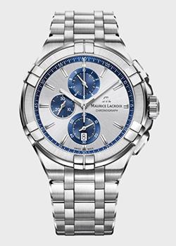 Часы Maurice Lacroix Aikon AI1018-SS002-131-1, фото