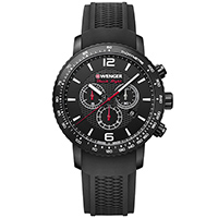 Часы Wenger Roadster Black Night W01.1843.102, фото