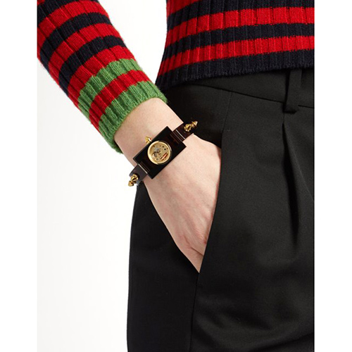 Часы Gucci Plexiglas YA143508, фото