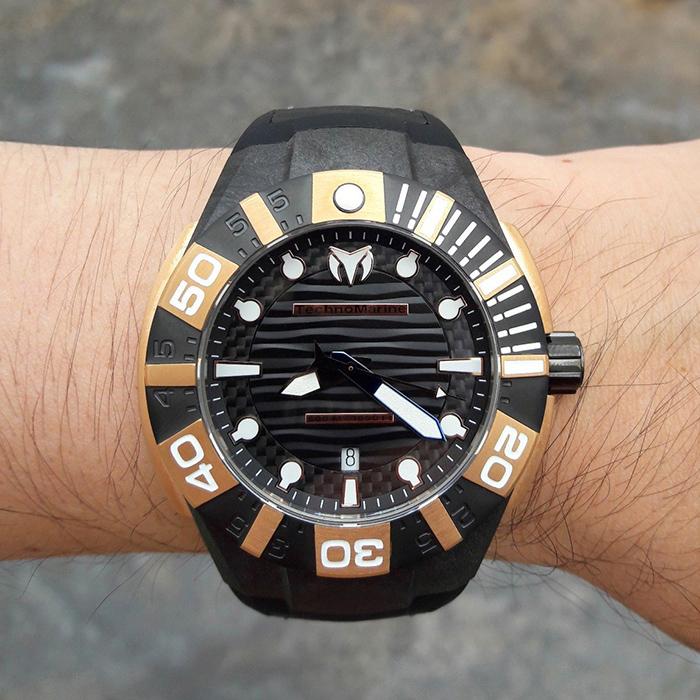 Часы TechnoMarine Black Reef TM-515029