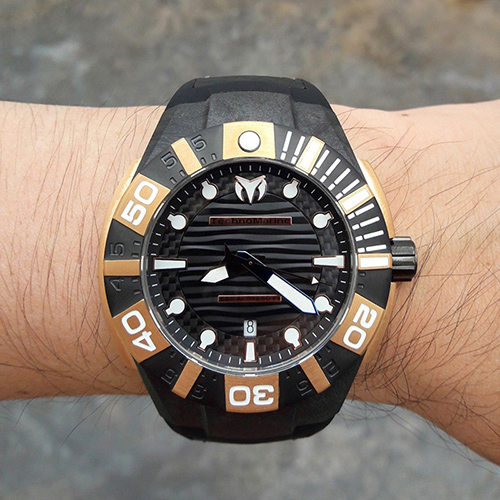 Часы TechnoMarine Black Reef TM-515029, фото