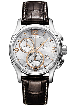 Часы Hamilton Jazzmaster H32612555, фото