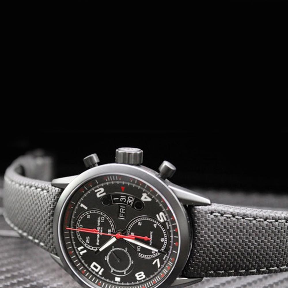 Часы Raymond Weil Freelancer 7730-BK-05207