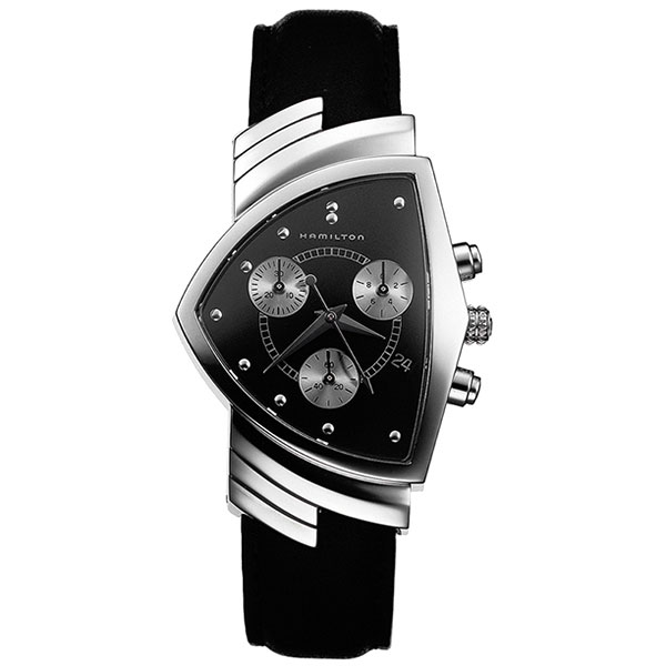 Часы Hamilton Ventura Chrono H24412732