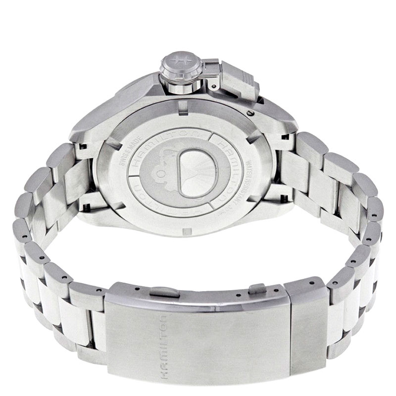 Часы Hamilton Khaki Navy Frogman H77605135