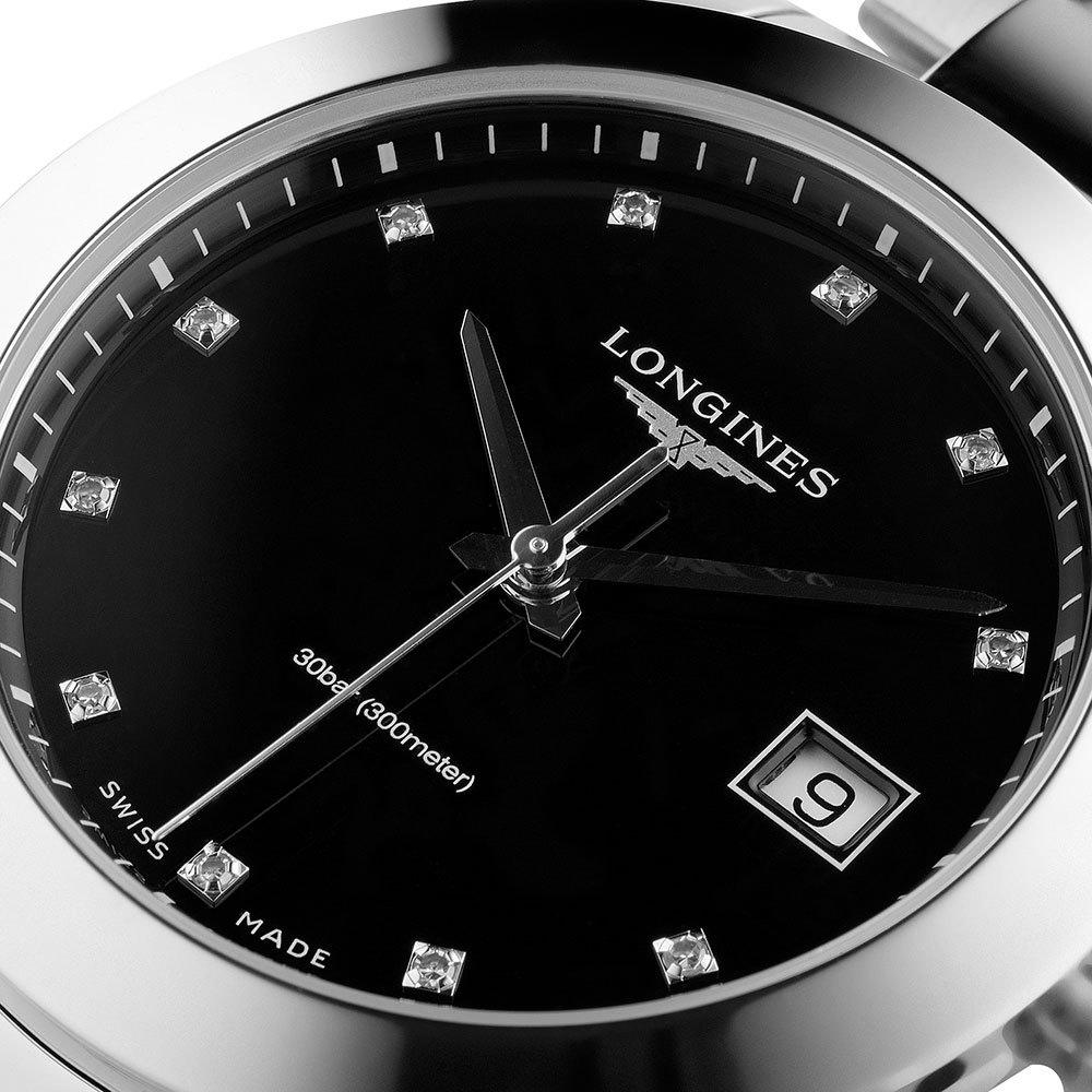 Часы Longines Conquest L3.377.4.57.6