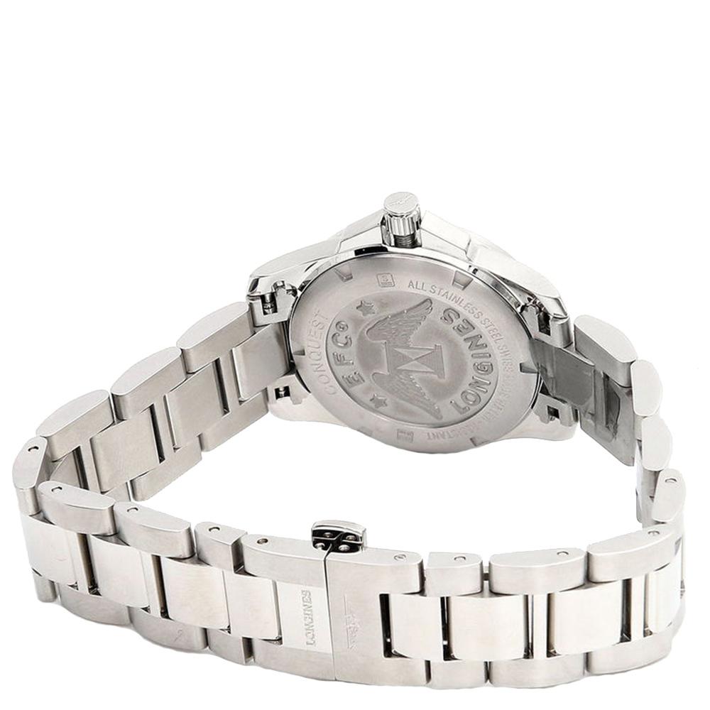 Часы Longines Conquest L3.377.4.87.6