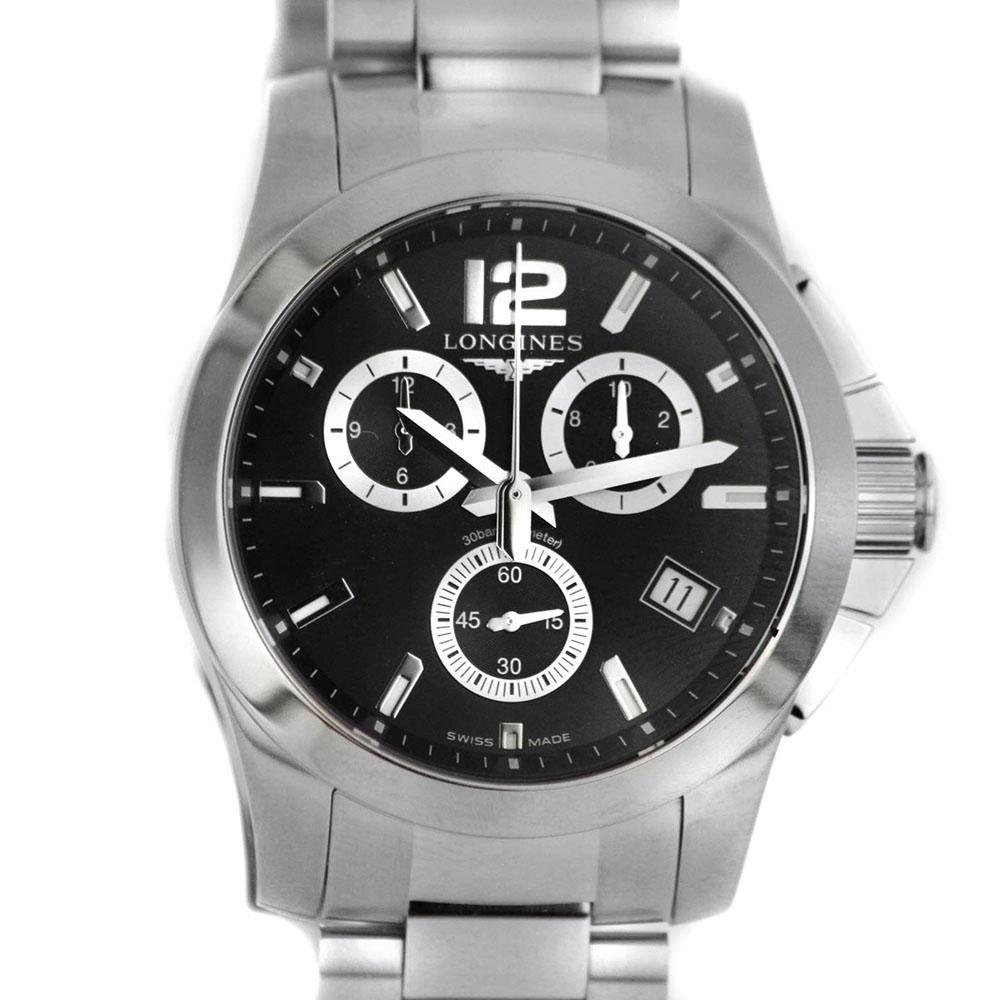 Часы Longines Conquest L3.660.4.56.6