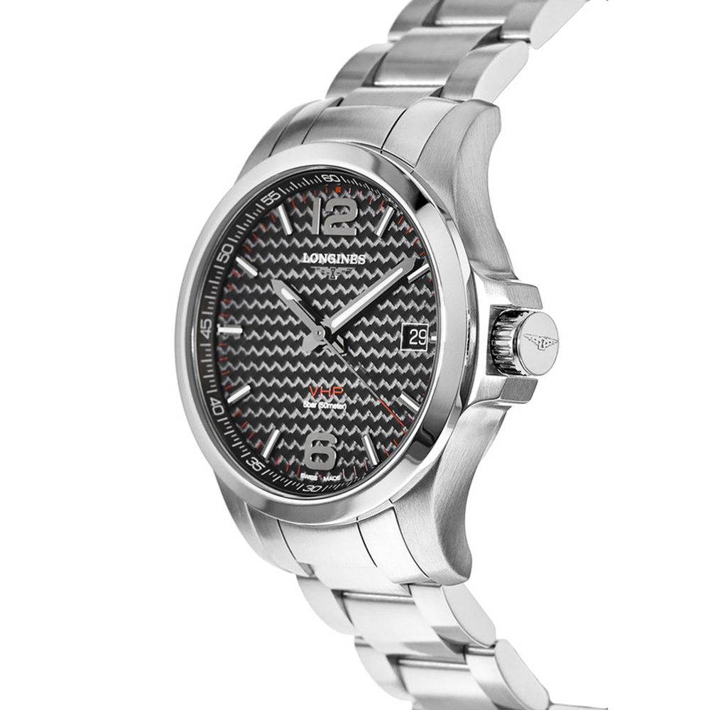 Часы Longines  Conquest L3.726.4.66.6
