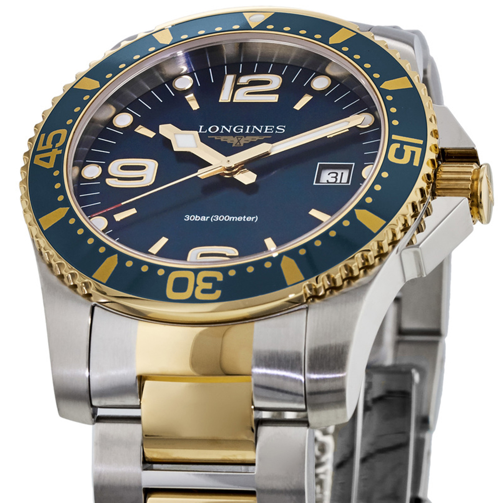 Часы Longines HydroConquest L3.740.3.96.7