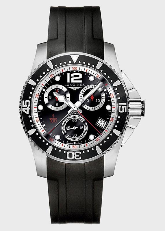 Часы Longines HydroConquest L3.743.4.56.2