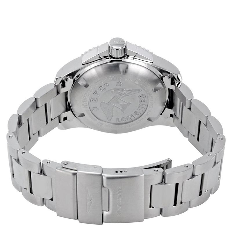 Часы Longines HydroConquest L3.743.4.96.6