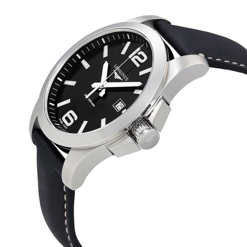 Часы Longines Conquest L3.760.4.56.3