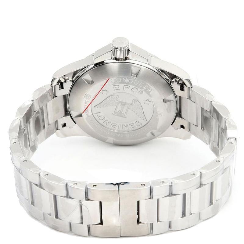 Часы Longines Conquest L3.778.4.96.6
