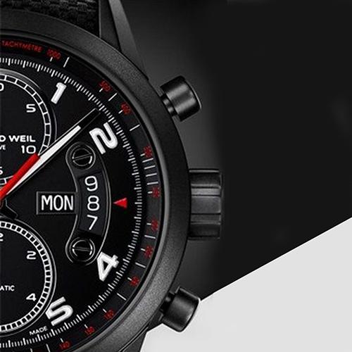 Часы Raymond Weil Freelancer 7730-BK-05207, фото