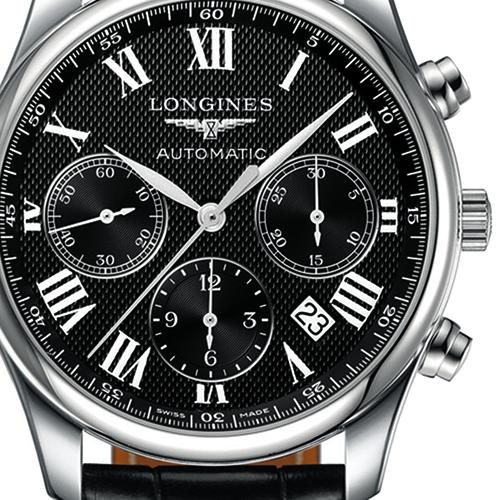 Часы Longines Master Collection L2.759.4.51.8, фото