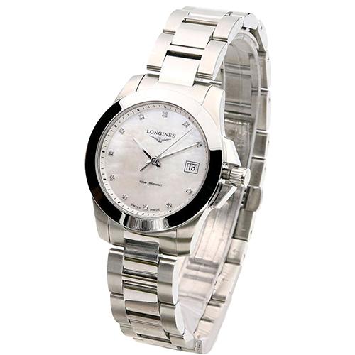 Часы Longines Conquest L3.377.4.87.6, фото