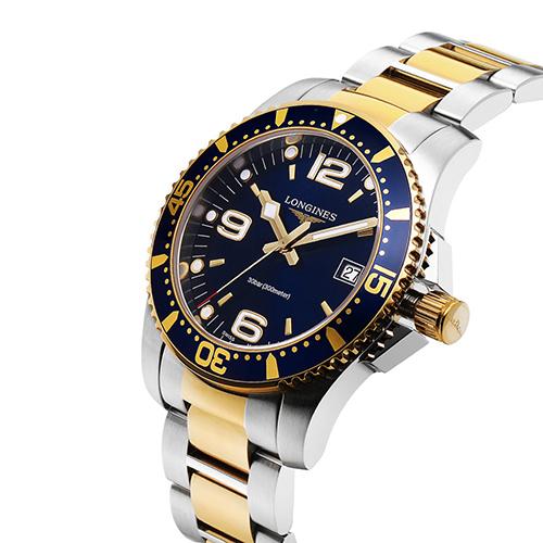 Часы Longines HydroConquest L3.740.3.96.7, фото