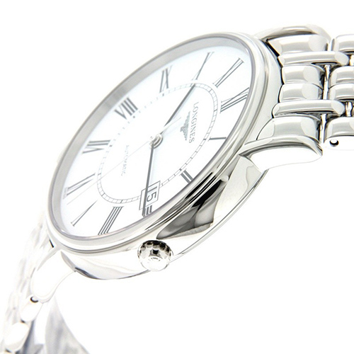 Часы Longines Presence L4.921.4.11.6, фото