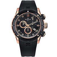 Часы Edox CO-1 Chronograph 10221 357RN NIR7, фото