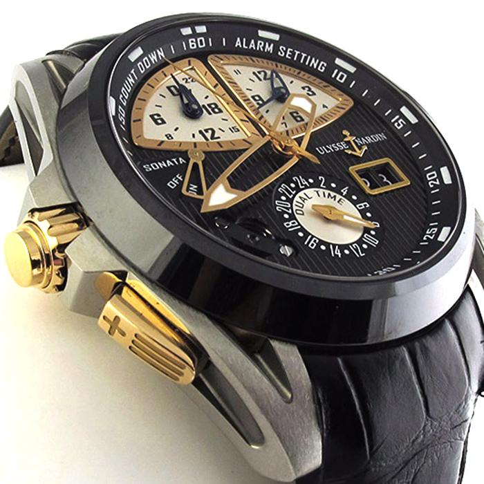 Часы Ulysse Nardin Sonata Streamline 675-00