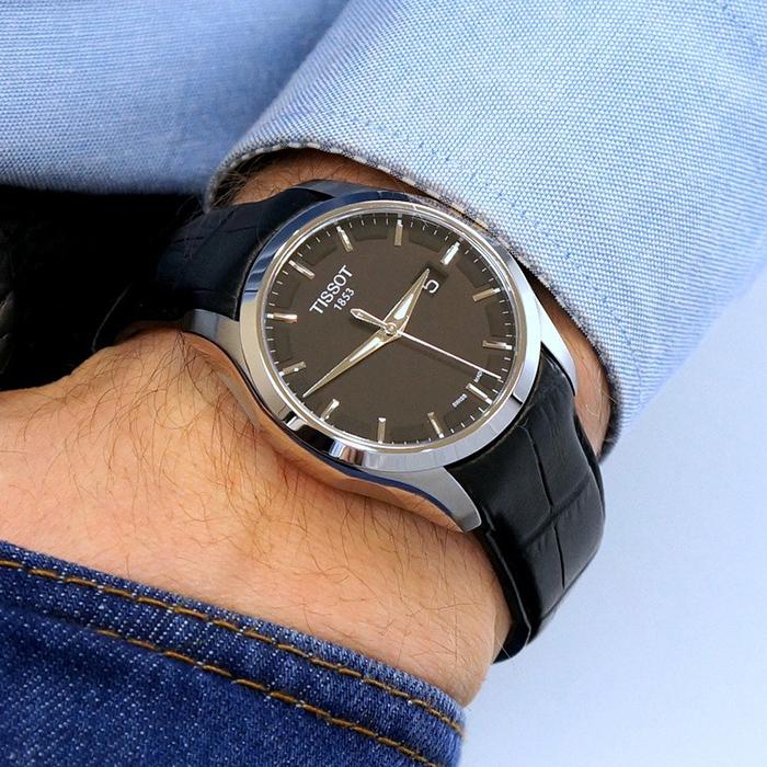 Часы Tissot T-Classic Couturier T035.410.16.051.00