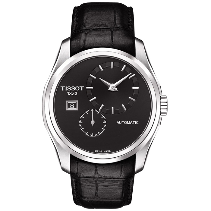 Часы Tissot T-Classic Couturier Automatic Small Second T035.428.16.051.00