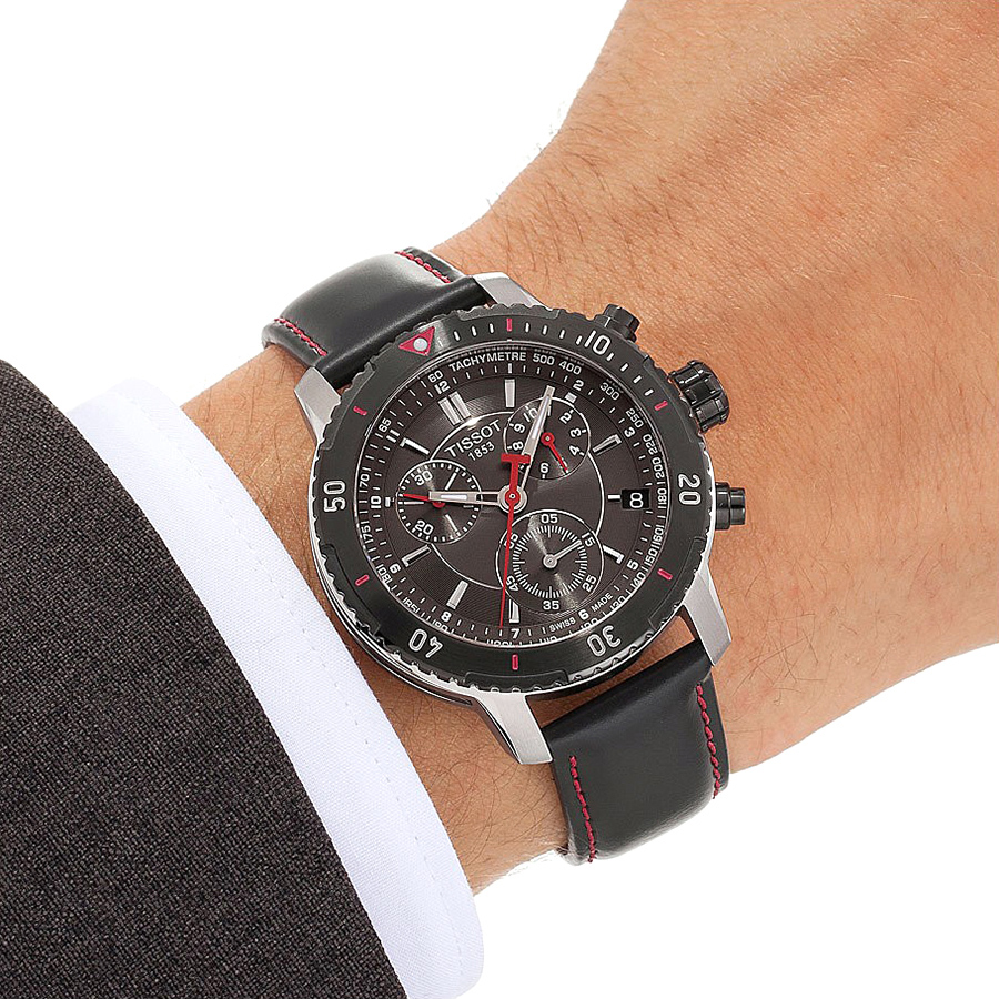 Часы Tissot T-Sport PRS 200 T067.417.21.051.00