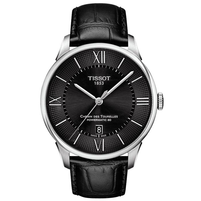 Часы Tissot T-Classic Chemin Des Tourelles  T099.407.16.058.00