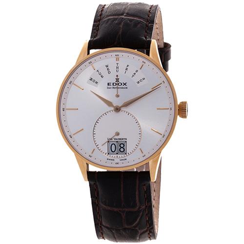 Часы Edox Les Vauberts 34005 37JA AID, фото