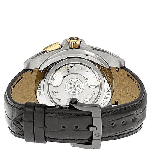 Часы Ulysse Nardin Sonata Streamline 675-00, фото