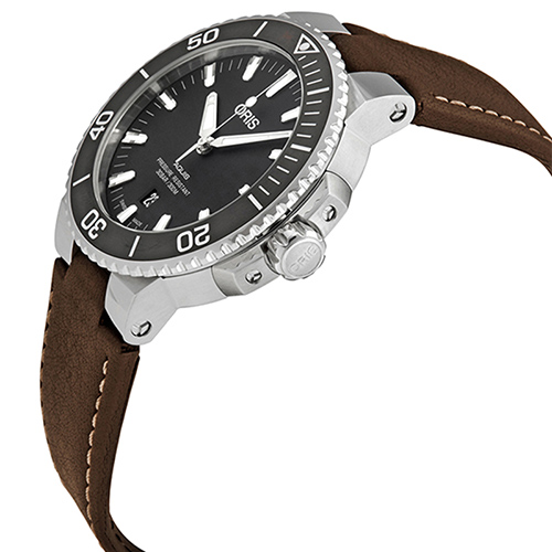 Часы Oris Diving Aquis Date 733.7730.4154 LS 5.24.10EB, фото