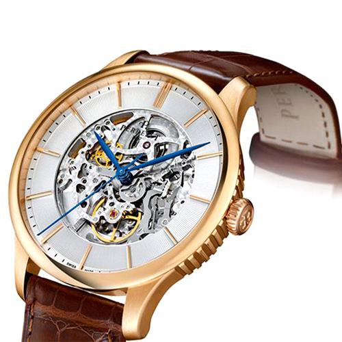 Часы Perrelet Classic First Class Skeleton A3043/1, фото