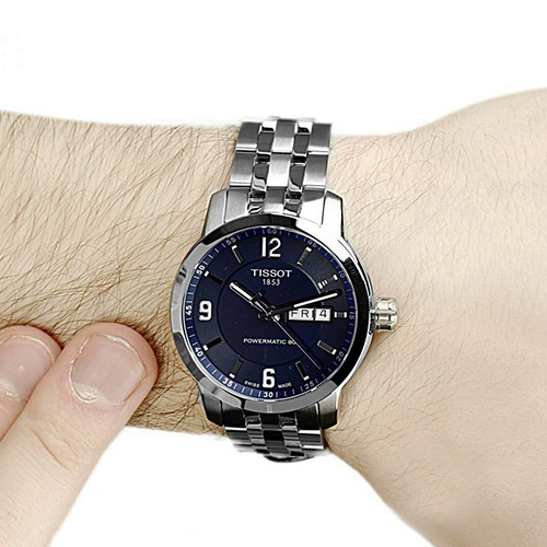 Часы Tissot T-Sport PRC 200 T055.430.11.047.00, фото