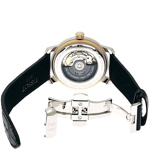 Часы Tissot T-Classic Bridgeport T097.407.26.053.00, фото